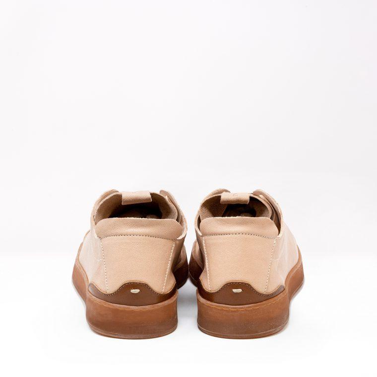 Stokton Sneakers Pelle Cipria retro